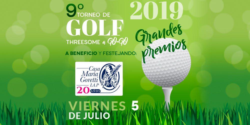 Torneo de Golf 2019